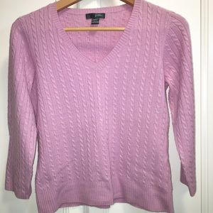 Sweaters - Pink Cashmere sweater